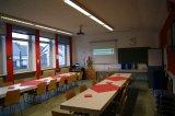 Blick in den Schulungsraum.